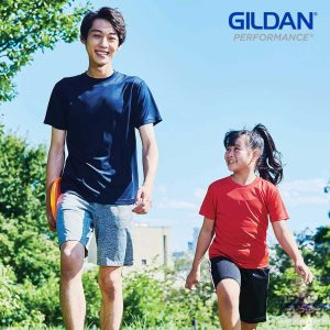 Gildan 4BI00B Performance 4.6oz Youth Mesh T-Shirt