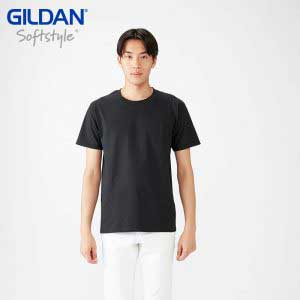 GILDAN 63000 SOFTSTYLE 成人環紡 T恤