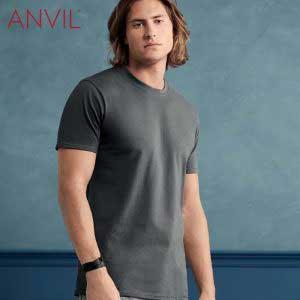 ANVIL 780 成人環紡 T恤 (美國尺碼)
