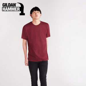 Gildan HA00 Hammer 成人圓筒全棉 T恤