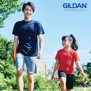 Gildan 4BI00B 4.6oz Performance 童裝運動 T 恤