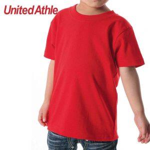 United Athle 5001-02 5.6oz 日本新款優質童裝全棉 T恤