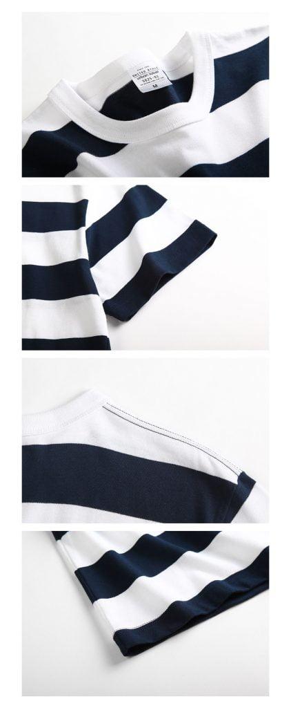 5625-01 橫條紋T恤